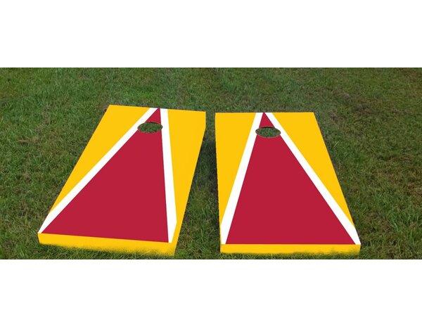 USC Trojans Cornhole Game (Set of 2) by Custom Cornhole Boards