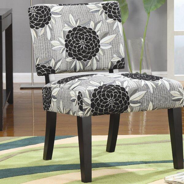 Christofferso Slipper Chair by Winston Porter