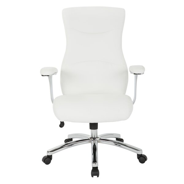 Nathalie High Back Ergonomic Office Chair by Symple Stuff