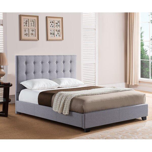 Krol Upholstered Platform Bed by Red Barrel Studio