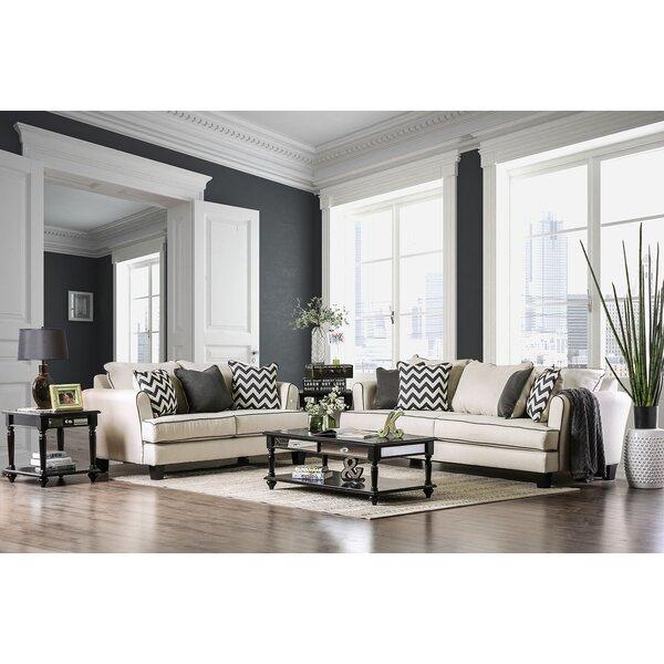 Mabry 2 Piece Living Room Set by Ivy Bronx