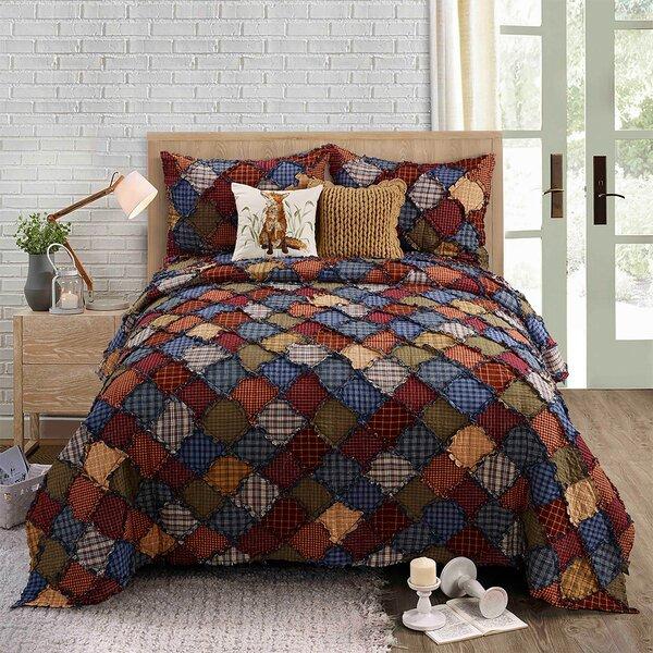 Bowerman Quilt Set