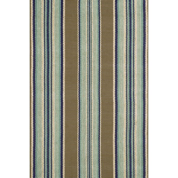 Heron Indoor/Outdoor Area rug by Dash and Albert Rugs