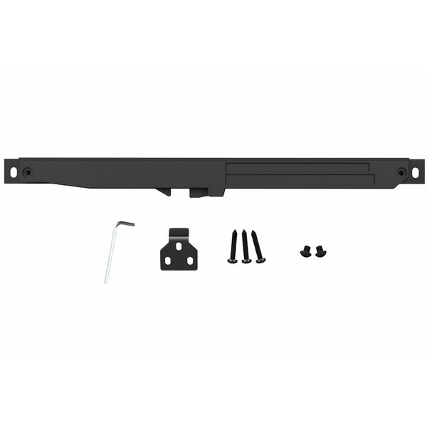 Soft Close Barn Door Hardware Kit by Legion Furniture
