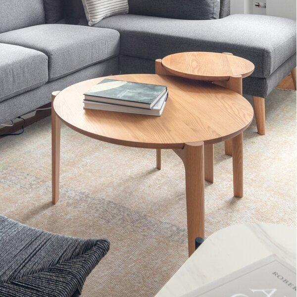 Avanelle 4 Piece Coffee Table Set by Latitude Run Latitude Run
