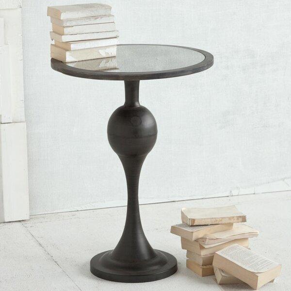Emilien End Table by Gracie Oaks