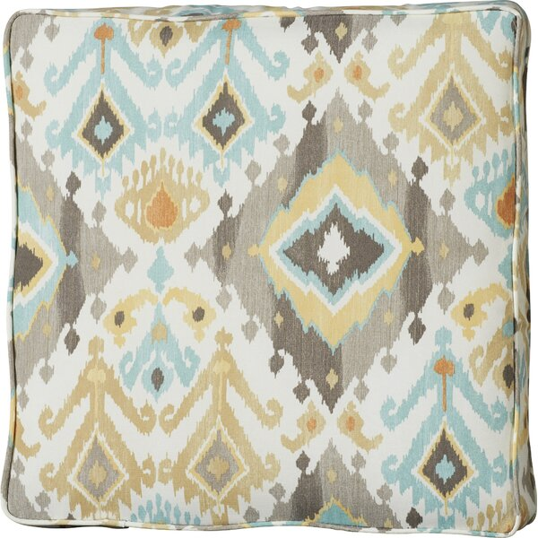 Pineville Square Indoor/Outdoor Dining Chair Cushion by Bungalow Rose
