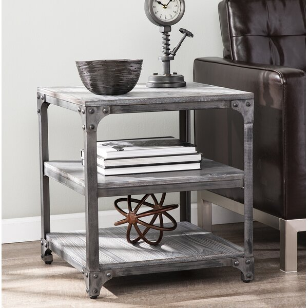 Brumbaugh End Table By Gracie Oaks