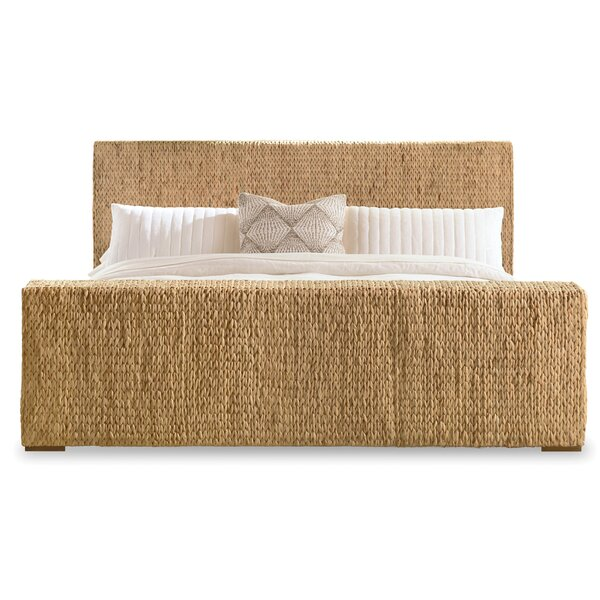 Daphne Bed - Eastern King by Brownstone Furniture