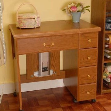 Auntie Laminate Sewing Table by Arrow Sewing Cabin