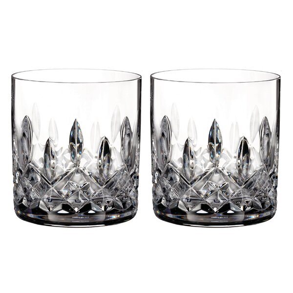 Lismore 2 Piece 7 oz. Crystal Cocktail Glass Set by Waterford