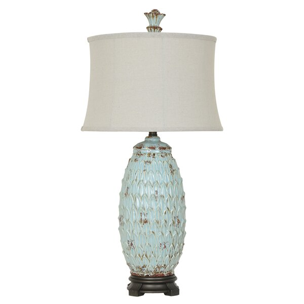 Silva 34 Table Lamp by Bay Isle Home