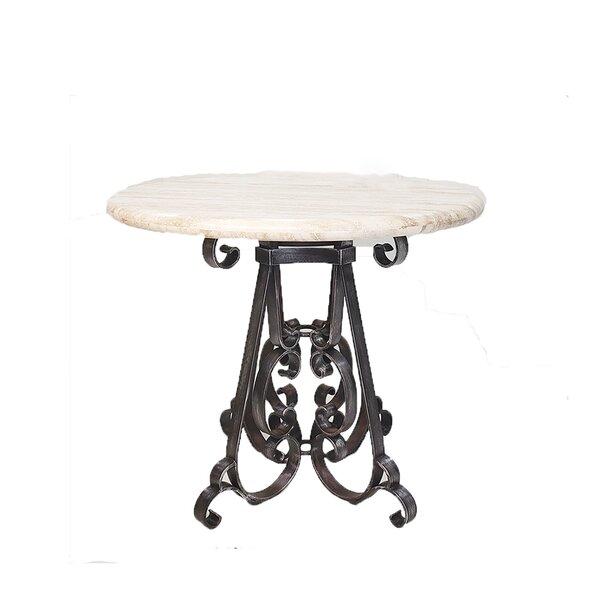 Tilton Bar Table by Fleur De Lis Living