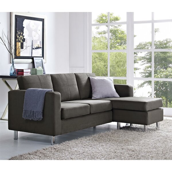 Emanuel Reversible Sectional by Langley Street