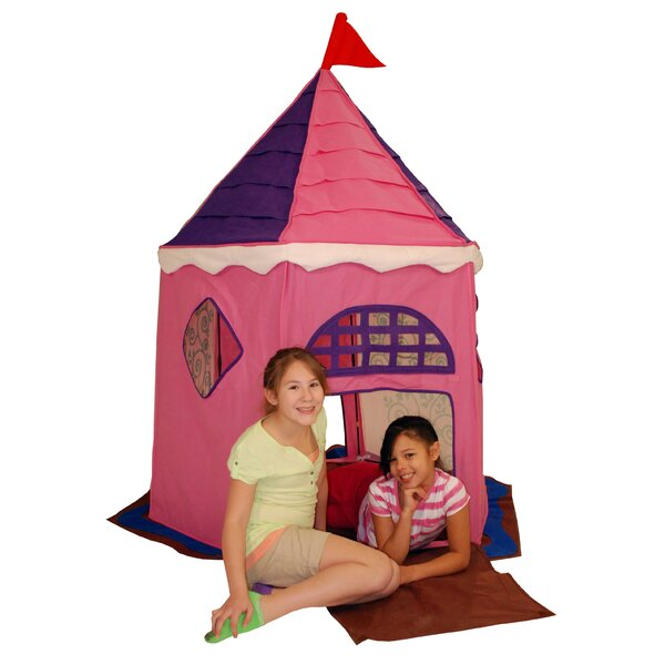 Special Edition Fairy Princess Castle Play Tent wi