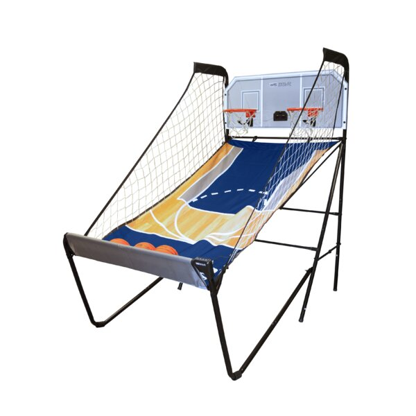 Arcade Basketball Game System by Wild Sports