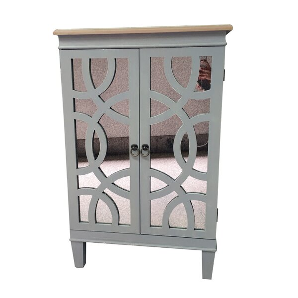 Wafford 2 Door Cabinet by Ophelia & Co.