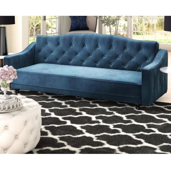 Beautiful Classy Moos Sofa by House of Hampton by House of Hampton
