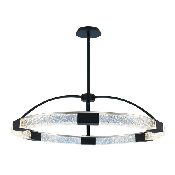 Deb Casual Luxury 1-Light Unique / Statement Chandelier By Wrought Studio