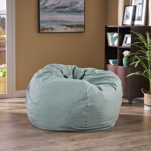 Large Classic Bean Bag By Bay Isle Home