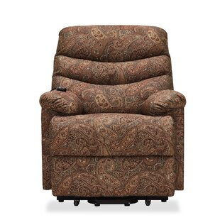 Cerro Paisley Power Reclining Lift Assist Recliner  sc 1 st  Wayfair & Power Lift Chair Recliners | Wayfair