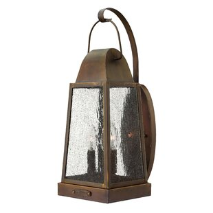 Purchase Sedgwick 3-Light Outdoor Wall Lantern By Hinkley Lighting