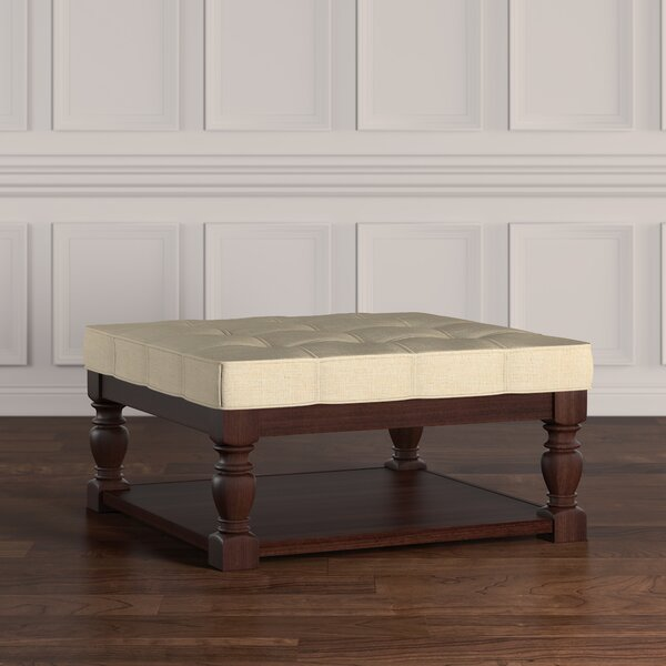 Hults Tufted Cocktail Ottoman