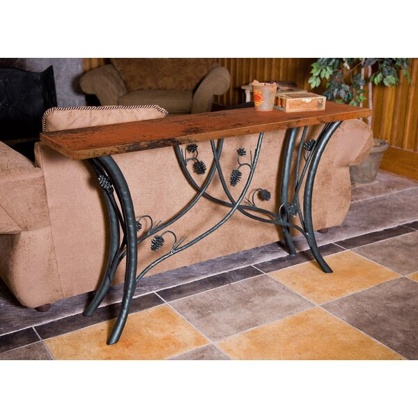 Oneridge Piney Woods Console Table By Loon Peak