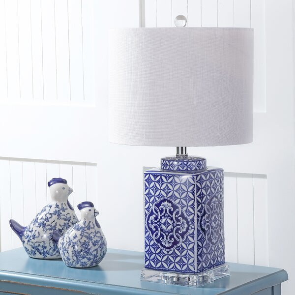 Cottle Chinoiserie 23 Table Lamp by Darby Home Co