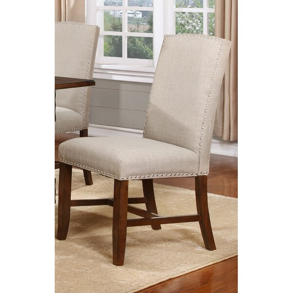 Hoover Upholstered Dining Chair (Set of 2) by BestMasterFurniture