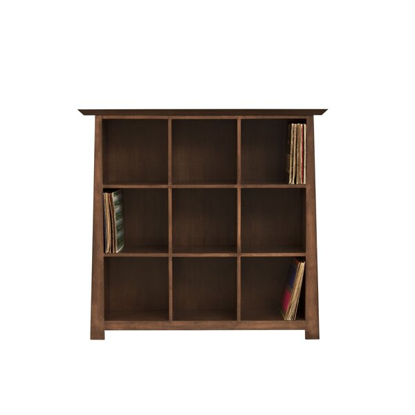 Hamilton Multimedia Record Cube Unit Bookcase by Urbangreen Furniture