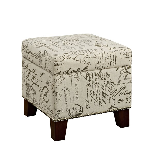 Oversized Storage Ottomans Youu0027ll Love | Wayfair