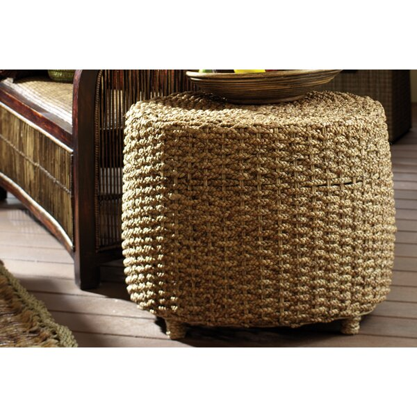 Charmant Ibolili Water Hyacinth Braided End Table | Wayfair