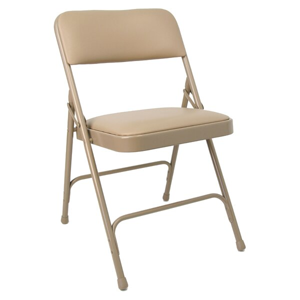Folding Chair (Set of 4) by KFI Seating