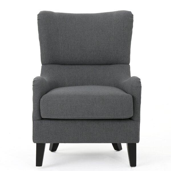 Wingback Chair By Latitude Run Cool
