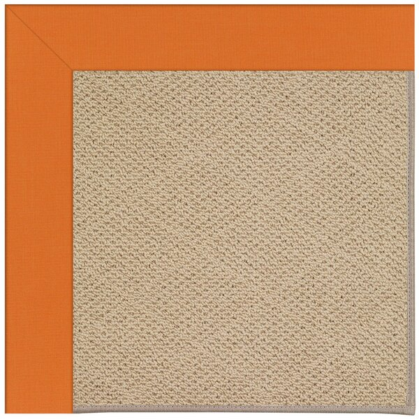 Lisle Machine Tufted Clementine Indoor/Outdoor Area Rug by Longshore Tides