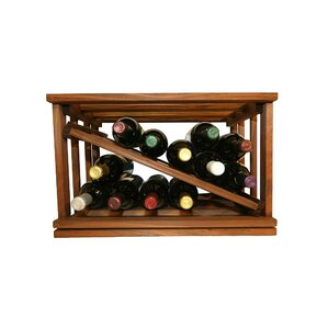 Allaire 12 Bottle Tabletop Wine Rack by Darby Home Co