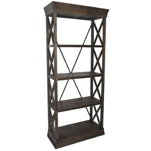 Online Reviews Snider Etagere Bookcase by Gracie Oaks