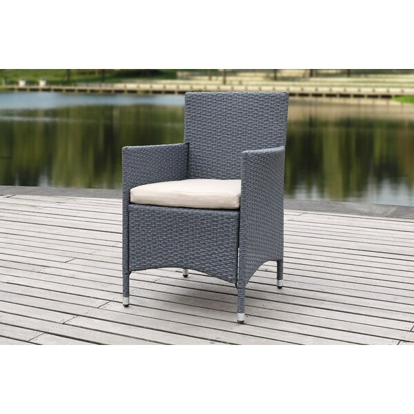 Mcmillen Chair with Cushions by Brayden Studio