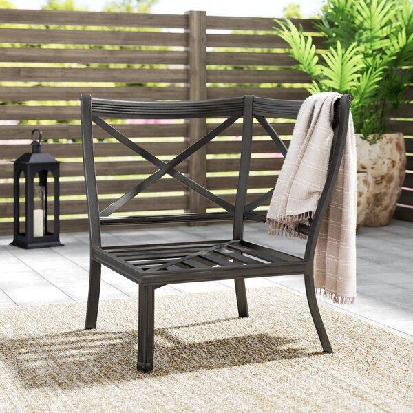 Premont Corner Chair by Greyleigh