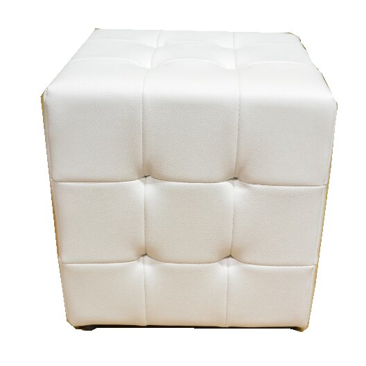 Cube Ottoman by Greatime