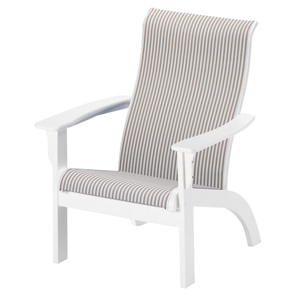 Marina Adirondack Chair by Telescope Casual