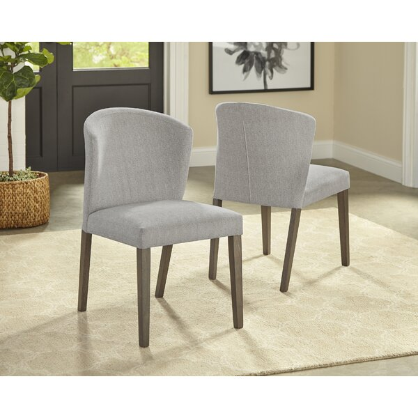 Best #1 Macclesfield Upholstered Dining Chair (Set Of 2) By Gracie Oaks Wonderful