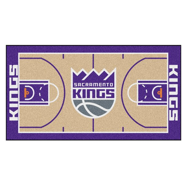 NBA - Sacramento Kings NBA Court Runner Doormat by FANMATS