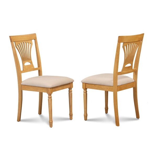 Inwood Soft Padded Dining Side Chair (Set of 2) by Darby Home Co