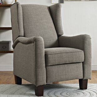 Lehighton Wingback Pushback Recliner