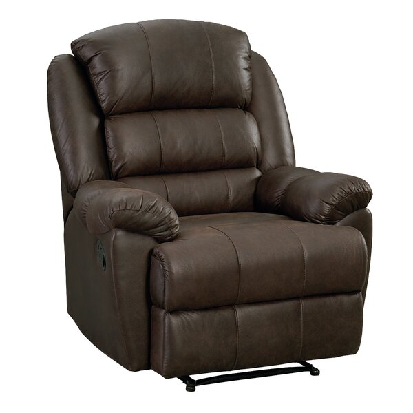Dearing Manual Rocker Recliner [Red Barrel Studio]