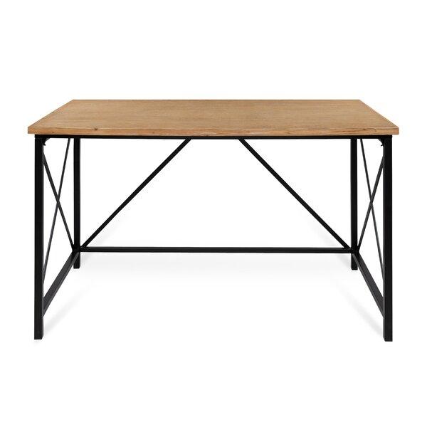 Ironton Solid Wood Desk