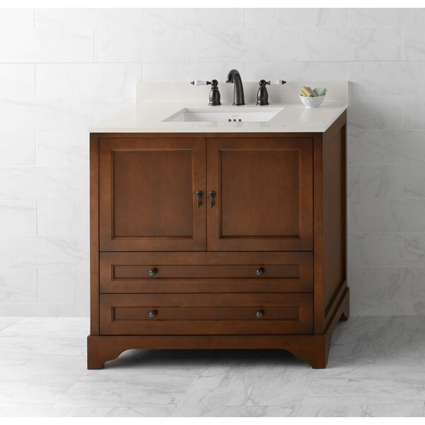 Milano 36 Single Bathroom Vanity Set by Ronbow