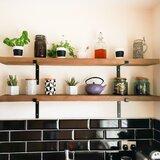 Wandregale Küche Vorratskammer Zum Verlieben Wayfairde